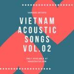 vietnam acoustic songs (vol. 2) - v.a