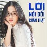 loi noi doi chan that - v.a