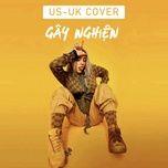 us-uk cover gay nghien - v.a
