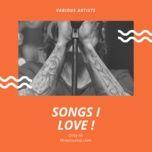 songs i love  - v.a