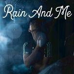 rain and me - v.a