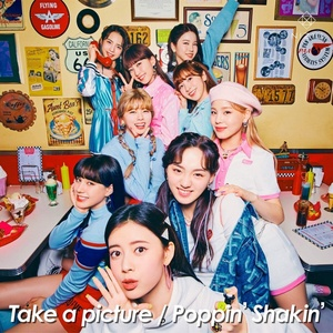 Take a picture / Poppin' Shakin'