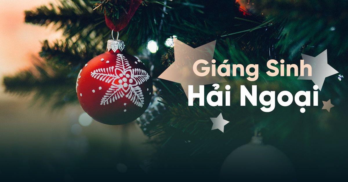 Album Nhạc Giáng Sinh Hải Ngoại - Như Quỳnh, Elvis Phương