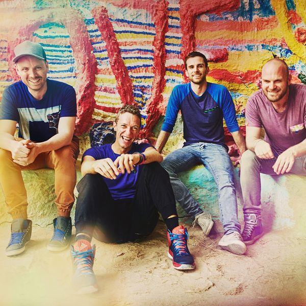 A Sky Full of Stars Loibaihat - Coldplay
