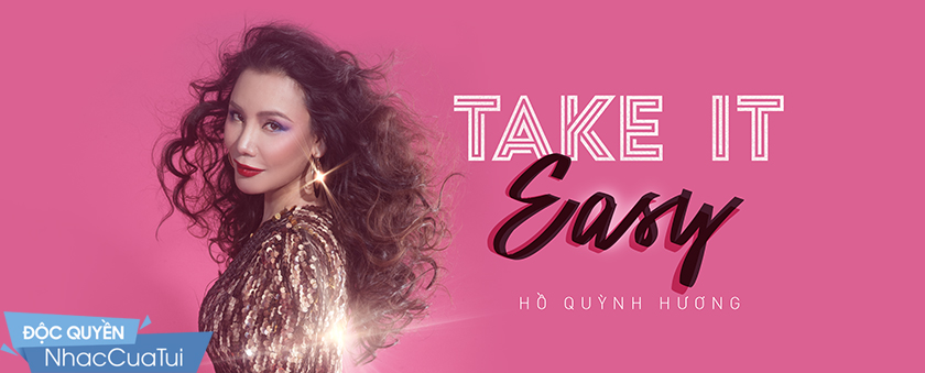 take it easy - ho quynh huong