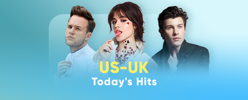 us-uk today's hits