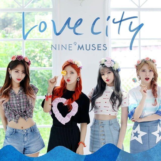 Love City Lời bài hát - Nine Muses