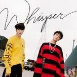 Tải bài hát Whisper Beat Mp3