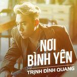 Tải bài hát Nơi Bình Yên Mp3