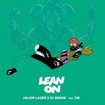 Tải bài hát Lean On Mp3