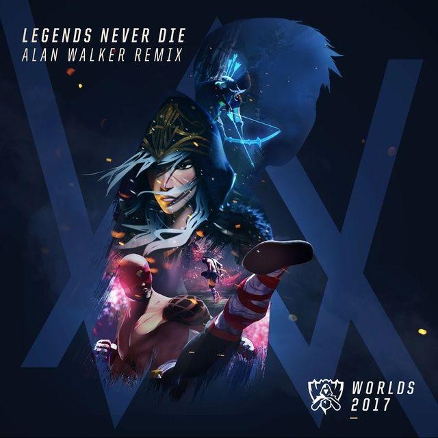 Legends Never Die (Alan Walker Remix) (2017 League Of Legends World  Championship) - Against The Current, Mako, Alan Walker - NhacCuaTui