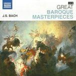 Brandenburg Concerto No. 3 in G Major, BWV 1048 - I. Allegro