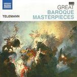 Tafelmusik, Part Ii - Concerto For 3 Violins In F Major, Twv 53-f1 - Ii. Largo
