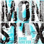 shine forever - monsta x