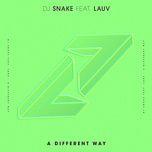 Tải bài hát A Different Way Mp3