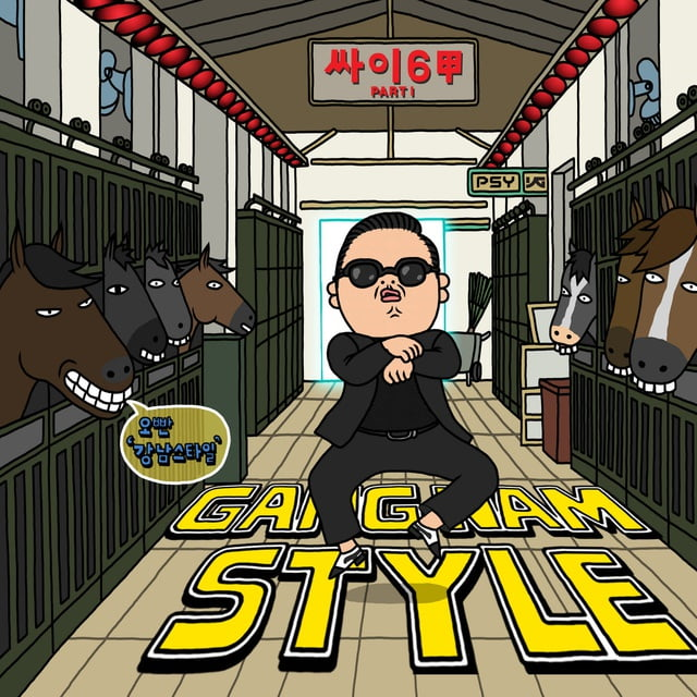 oppa gangnam style mp3