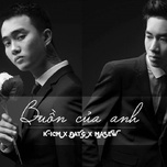 buon cua anh (nib remix) - k-icm, dat g, masew