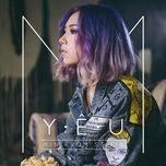 Tải bài hát Y.Ê.U (Acoustic Version) Mp3