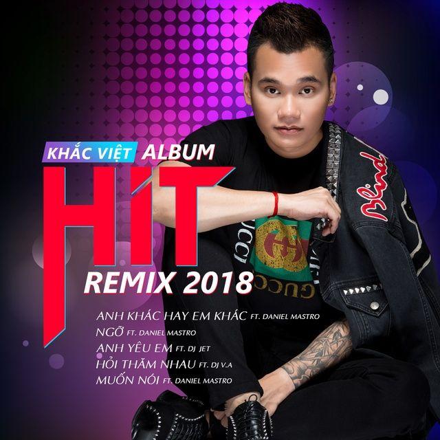 Anh Khác Hay Em Khác - Ngỡ (Remix New Version) - Khắc Việt, Daniel Mastro -  NhacCuaTui