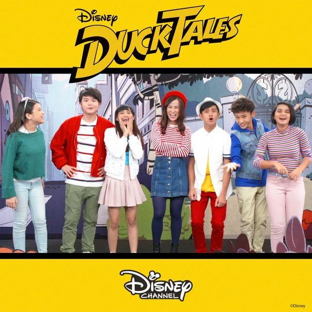 Ducktales Theme Song Lời bài hát - Club Mickey Mouse