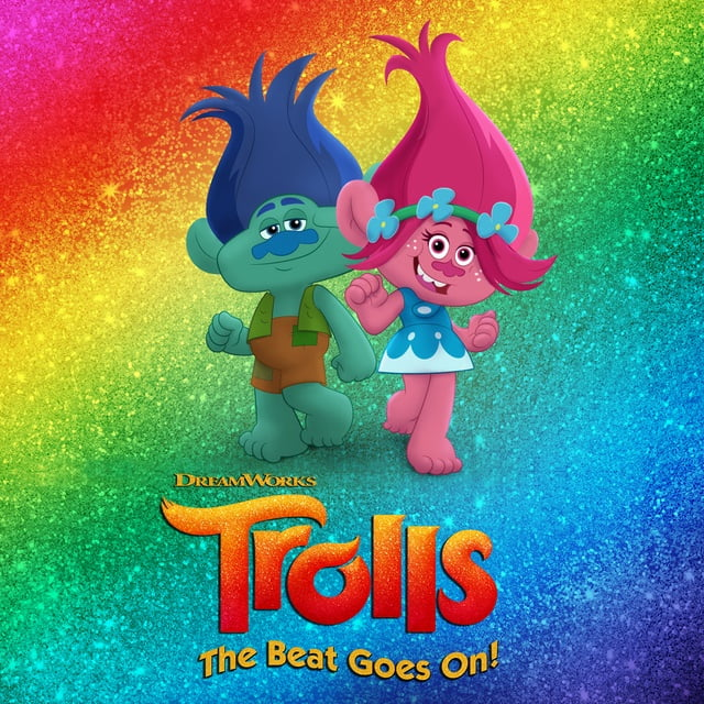 Hair In The Air (Trolls: The Beat Goes On Theme) Loi bai hat - Poppy ft Branch