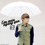 Tải bài hát Cơn Mưa Ngang Qua Mp3