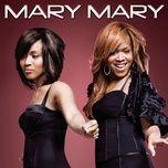 god in me (instrumental) - mary mary