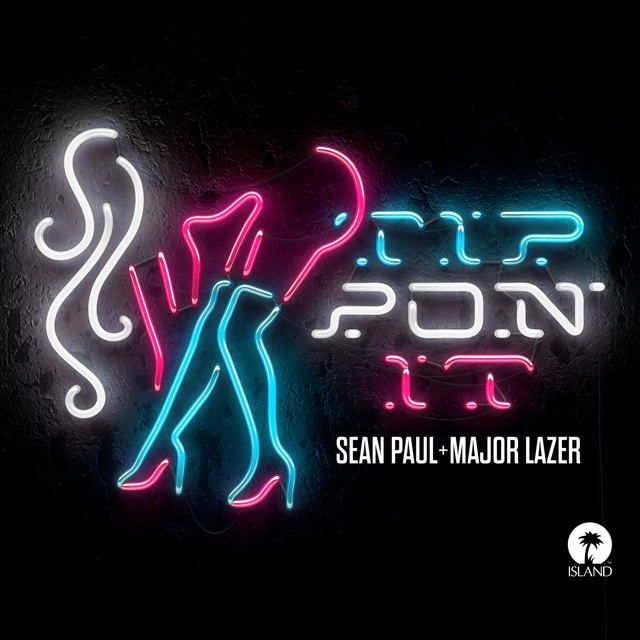 Loi bai hat Tip Pon It - Sean Paul ft Major Lazer