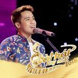 goi gon trong giac mo (sing my song - bai hat hay nhat 2018 - tap 11) - dinh khuong