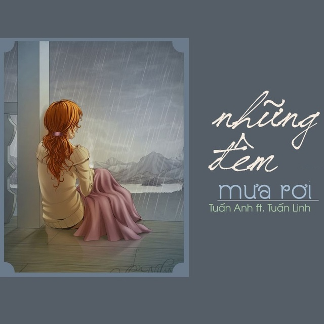 Loi bai hat Những Đêm Mưa Rơi (Acoustic Cover) - Tuấn Linh ft Tuấn Anh