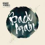 Tải bài hát Back Again Mp3