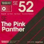 Tải bài hát The Pink Panther Theme Mp3