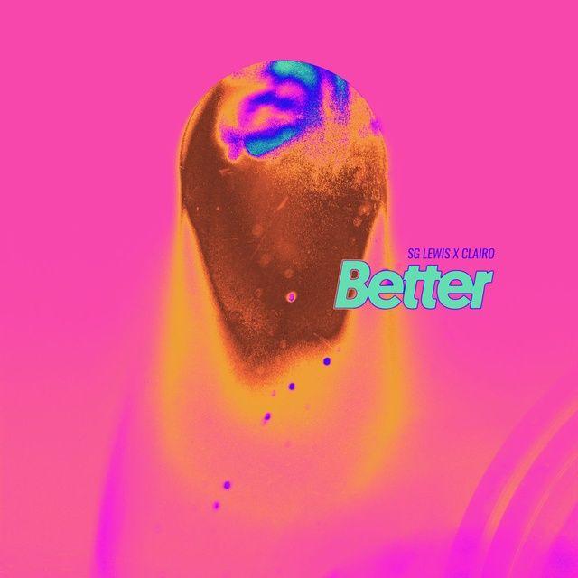 Loi bai hat Better (Sg Lewis X Clairo) - SG Lewis ft Clairo