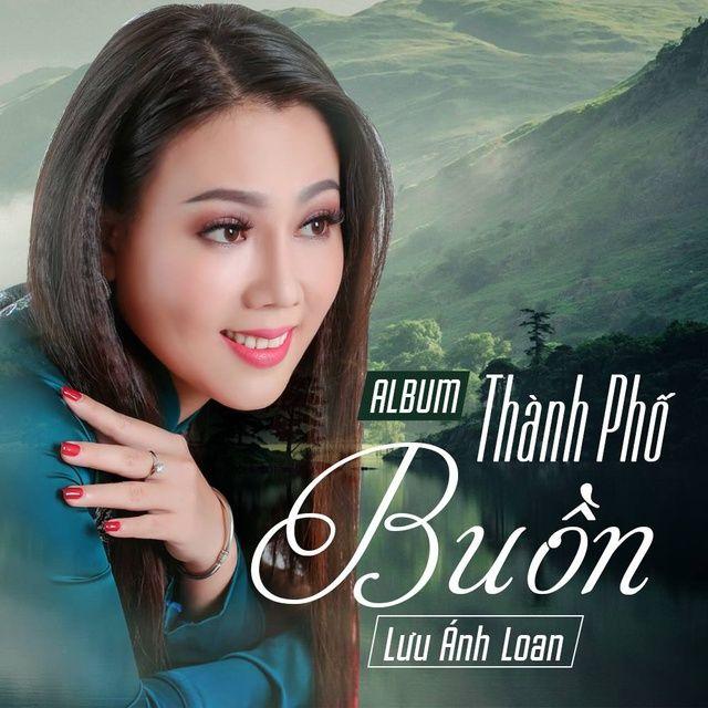 Loi bai hat Thành Phố Buồn - Lưu Ánh Loan
