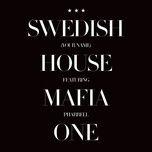 one (radio edit) - swedish house mafia