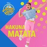 """Tải bài hát Hakuna Matata (From """"Club Mickey Mouse (Malaysia)"""") Mp3"""