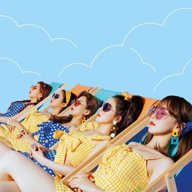 Blue Lemonade Loibaihat - Red Velvet