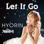 let it go - hyolyn