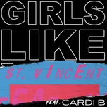 girls like you (st. vincent remix) - maroon 5, cardi b