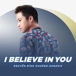 Tải bài hát I Believe In You Mp3