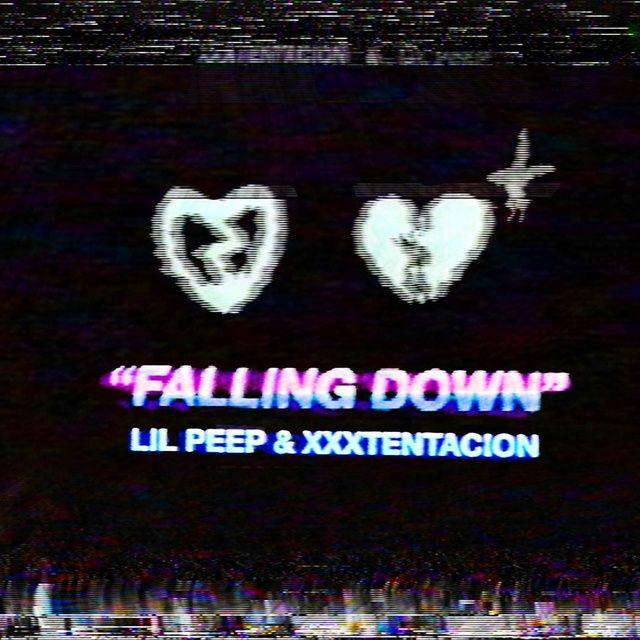 Lời bài hát Falling Down - Lil Peep ft Xxxtentacion