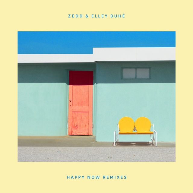 Happy Now (Marc Benjamin Remix) Lời bài hát - Zedd ft Elley Duhe