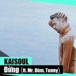 dung - kaisoul, mr. dum, tunny