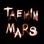 mars - tae min (shinee)