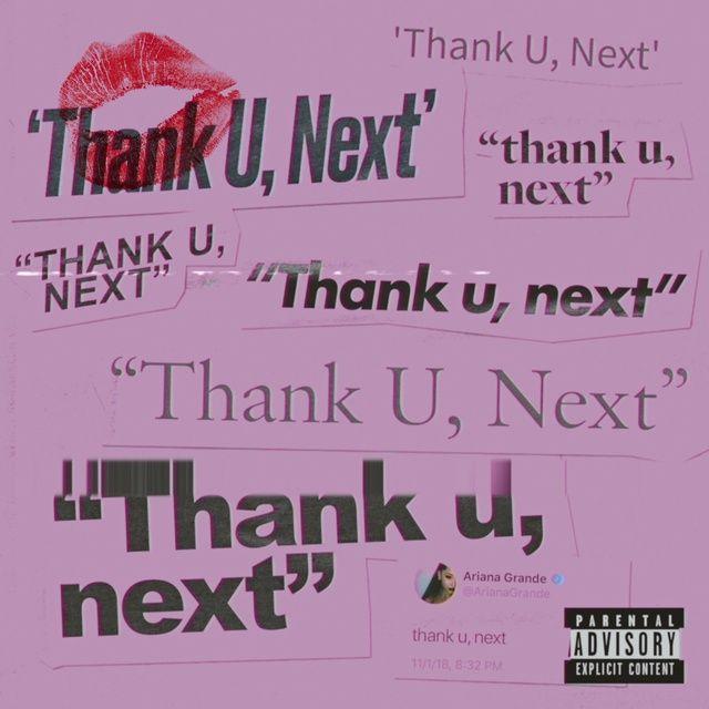 Tải bài hát hay Thank U, Next Mp3'