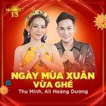 Tải bài hát Ngày Mùa Xuân Vừa Ghé Mp3