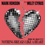 Tải bài hát Nothing Breaks Like a Heart (Don Diablo Remix) Mp3