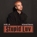 stupid luv (n'small remix) - mr. a