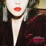 allure - hyomin (t-ara)