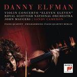 "Tải bài hát Violin Concerto ""Eleven Eleven"": III. Fantasma Mp3"